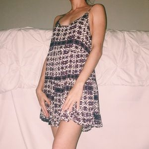 Brandy Melville Flowy Dress - Discontinued Style